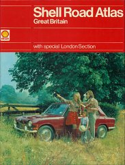 1973 Shell atlas of Great Britain