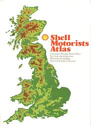 1978 Shell atlas of Britain