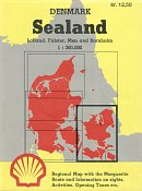 ca1993 Danish Shell map of