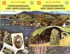 Shilling Guide to Cardiganshire and Breconshire