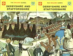 Shilling Guide to Derbyshire and Staffordshire