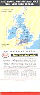 Rear of 1960-1 British Esso maps