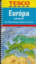 2007 Tesco map of Europe