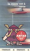 Cover of c1966 Antar Itinoroutes