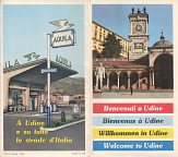 1959 Aquila map of Udine