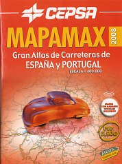 2008 Cepsa atlas of Spain