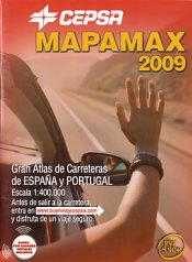 2009 Cepsa atlas of Spain