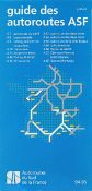 1994-5 Total/ASF map of French autoroutes