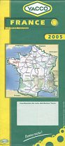 2005 Yacco oils map of France
